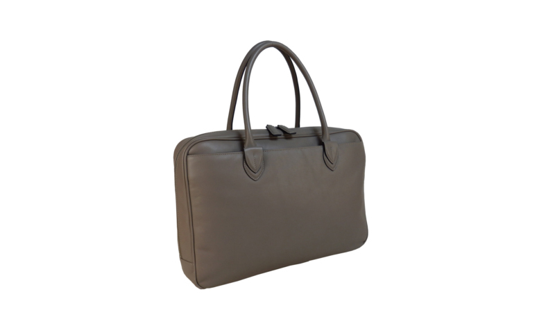 Isaac Orchid Satchel
