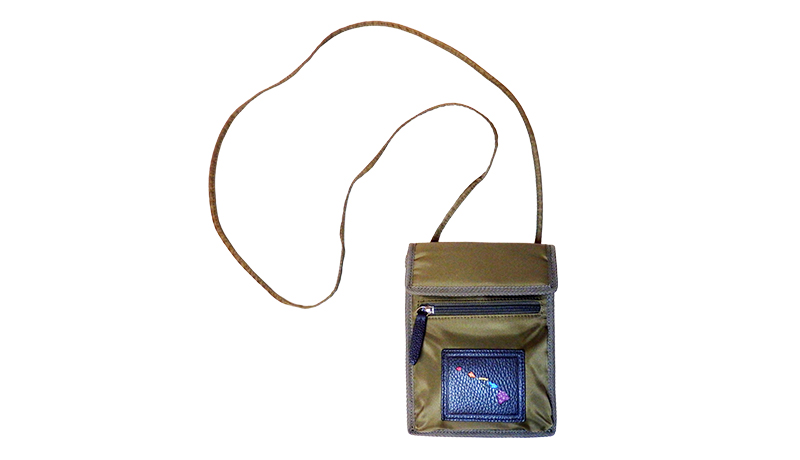 WAILEA LIGHT STAFF ID BAG